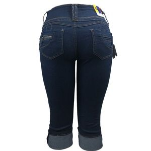 Deep Blue Jeans